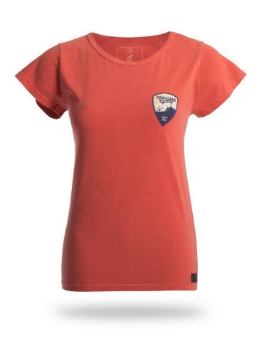 Camiseta Lupino Coral  Draisiana