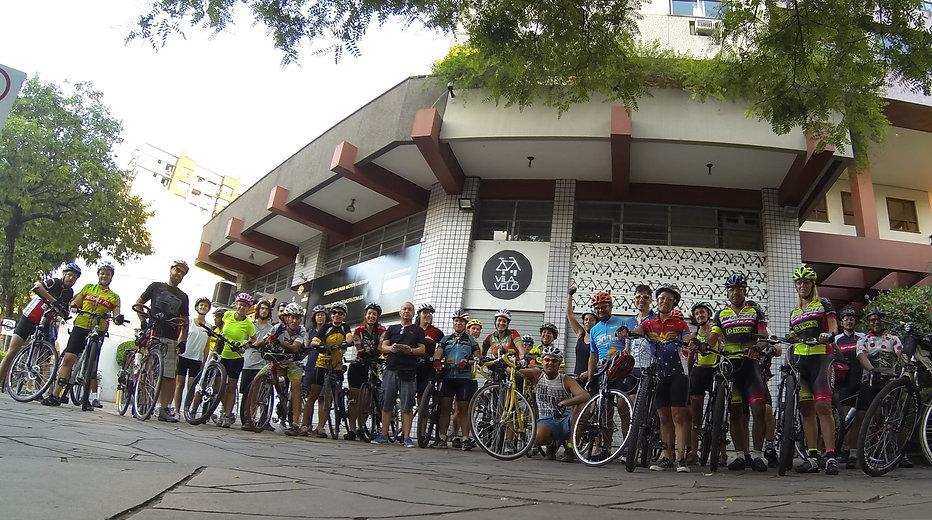 Pedal Freeway Vila Velô