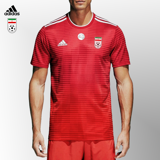 5cb8f295e Adidas Iran 2018 World Cup - Away Kit | Iran Football Shirt