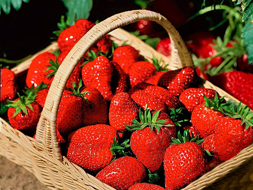Strawberries(500g Punnet)