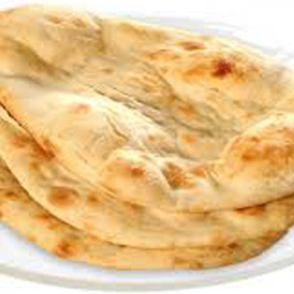 Giant Plain Naan(Pack of 2)