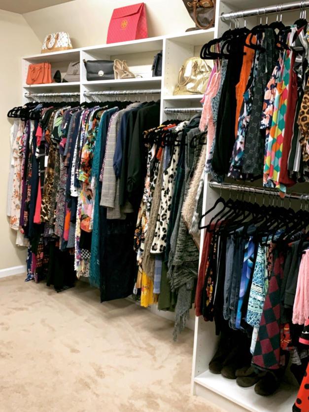 Closet Design & Organization
