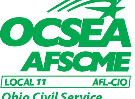 Endorsed by Ohio Civil Service Employees Association, AFSCME Local 11 !!!