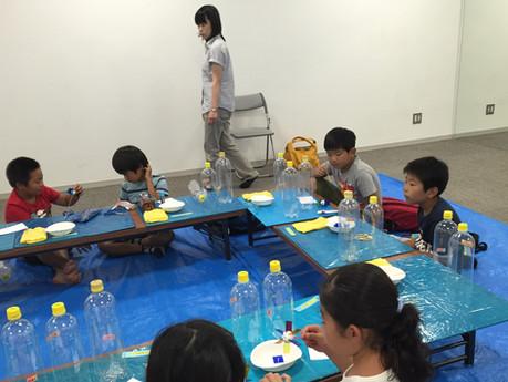 くりくりボランテイア9月より久保さんと岩阪さんよろしくお願い致します。
