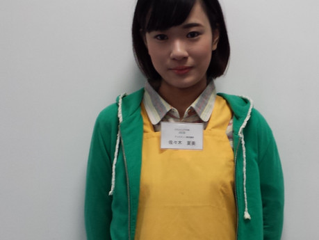 佐々木夏美さん&田中健二郎君ありがとう!