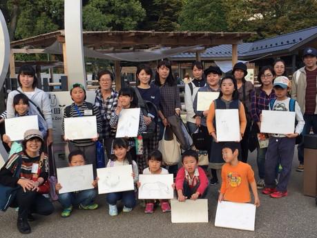 上野動物園写生会無事終了!