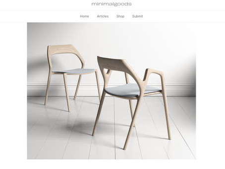 Thank you Minimalgoods for featuring GING !!
