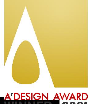 Again ! GING Chairs won A' Design Award 2021 Gold Award