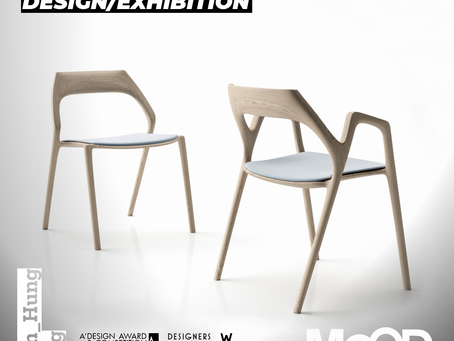 GING has been exhibited in Italy, at Museo del Design
