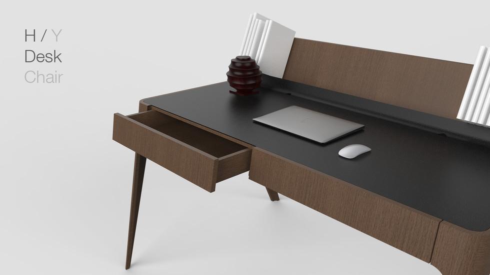 H Desk 06