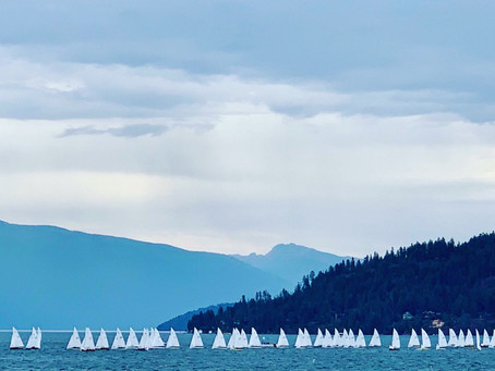 Sandpoint 's world of sailing