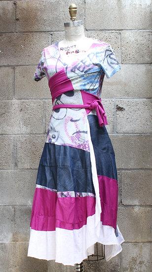 PEEPER'S Wrap Dress
