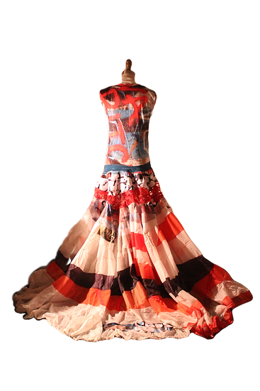 DBC Parachute Dress