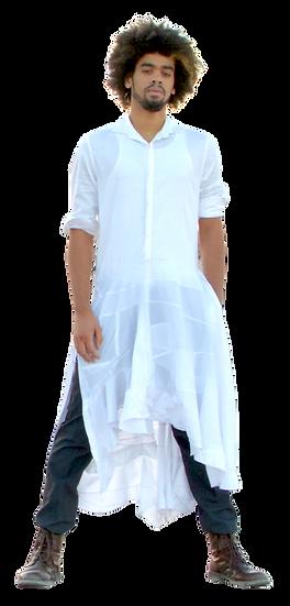 DBC Dress Shirt Dress (Custom Order)