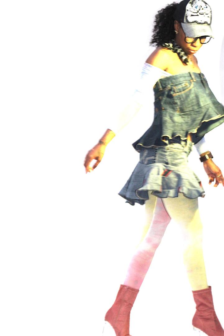 DBC Denim Skirt