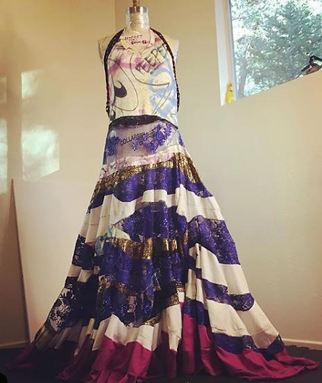 DBC Peeper's Dress