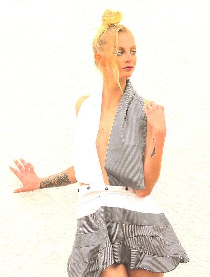 DBC Dress Shirt Dress