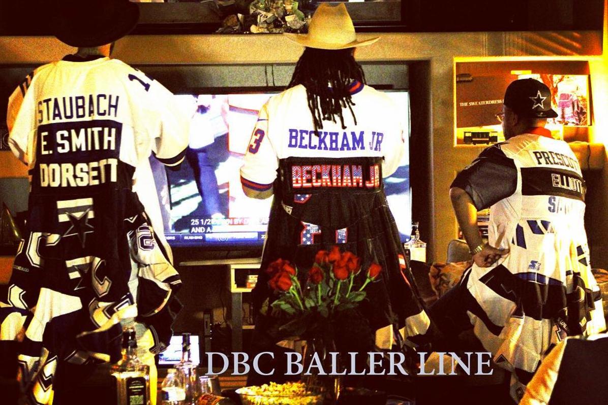 DBC Baller Jersey