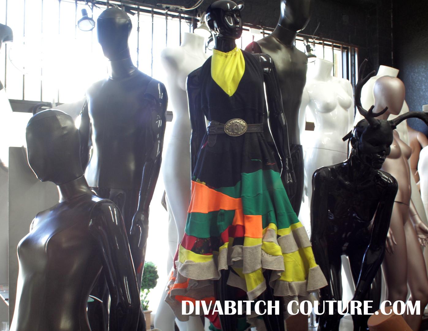 DBC Sweatshirt Dress