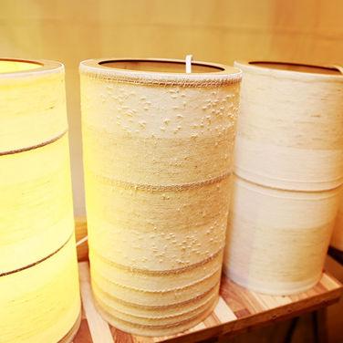 Abajur-luminária de mesa