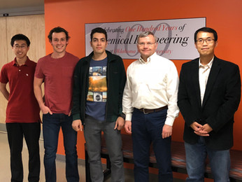 ANSYS Global Industry Director Dr. Thierry Marchal visits us today