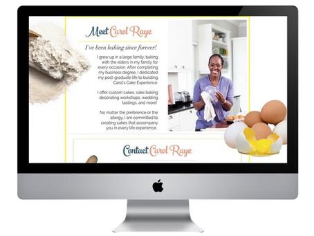 Website: Food/Restaurant