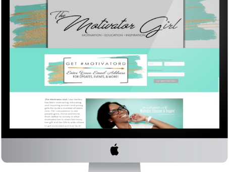 Website: Blogger/Motivational Speaker