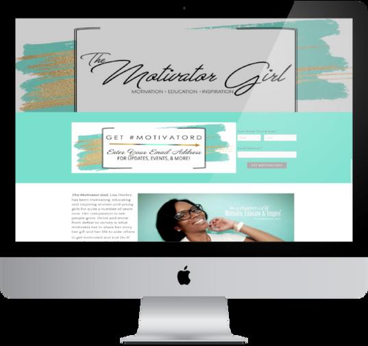 Influencer Website
