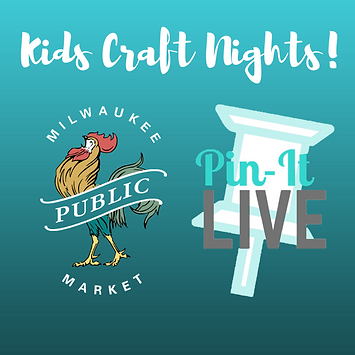 Kids Crafting (During MKE Public Market Classes)