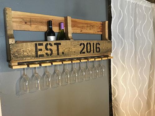 Wine Pallet Rack