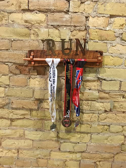 Running Medal Displays (2 Options)