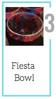 Fiesta Bowl [Summer Craft Challenge Materials]