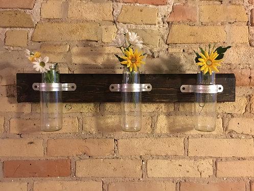 Cabin Style Vase