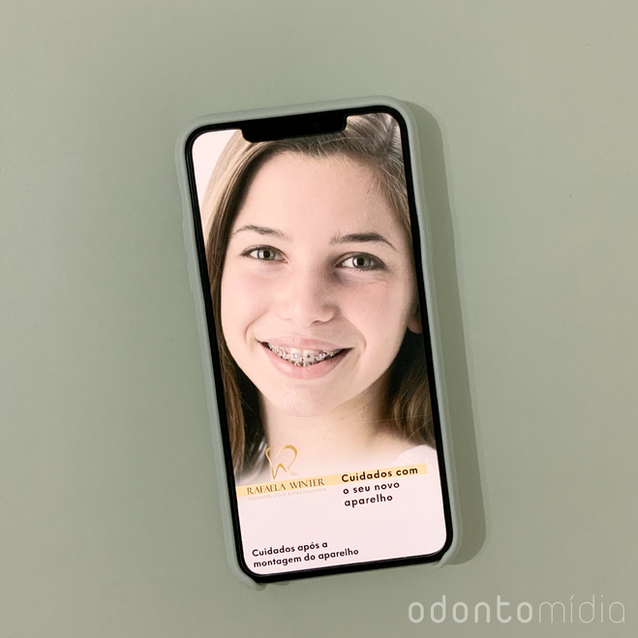 Ortodontia - Dra. Rafaela