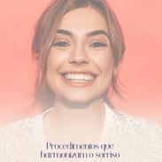 Procedimentos que harmonizam o sorriso.m