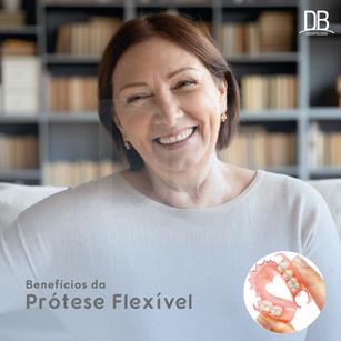 Imagem 02 - Benefícios da Prótese Flexív