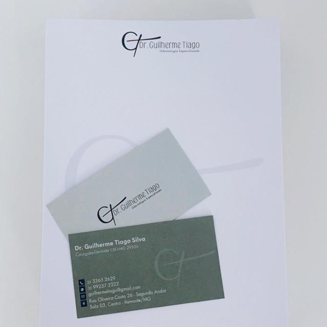 Impressos Dr. Guilherme