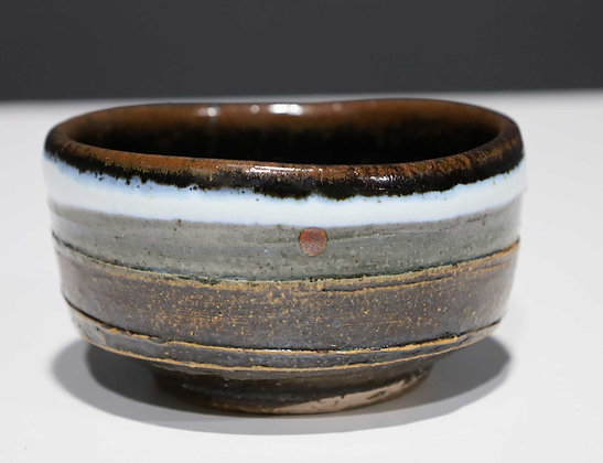 Small Ceramic Bowl by Albert Green (1914 - 1994)