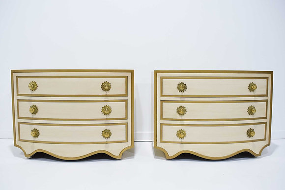 Dorothy Draper Viennese Collection Chests for Henredon