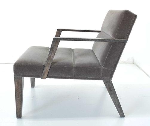 Elana Chair by Bright in Mohair