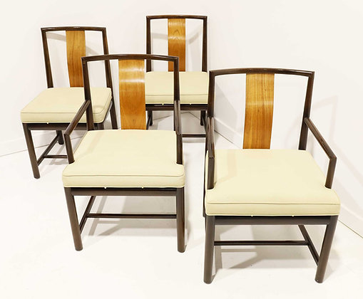 Set of Four Baker Dining Chairs
