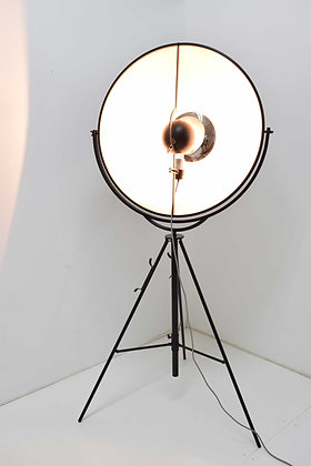 Mariano Fortuny for Palluco Italia, Photographer Lamp in Original Black