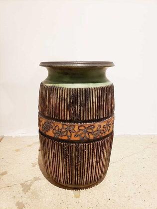Andrew Bergloff (1929 - 2015) Signed Ceramic Vase