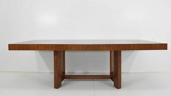 Robsjohn-Gibbings for Widdicomb Dining Table in Mahogany
