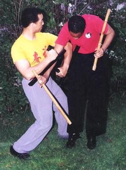 Inside Kung Fu Magazine Article