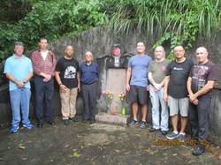 Yip Man's Grave Site