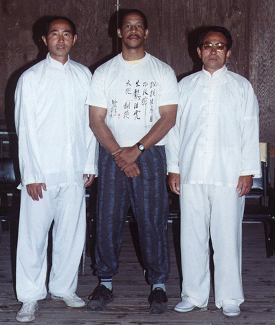 Sifu Xu and Sifu Zhang