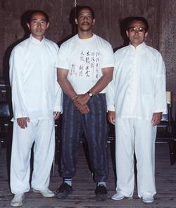 Sifu Xu and Sifu Zhang