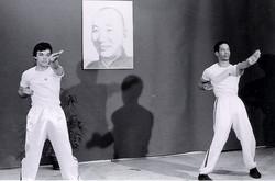 Nick & Vinny Wing Chun Demo