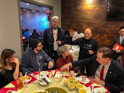 2019 Chinese New Year Dinner